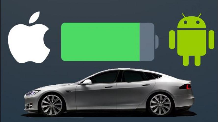 """Tesla """"liberalizza"""" l'auto elettrica, come Google con Android"""