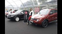 Le ragazze del Motor Show 2012