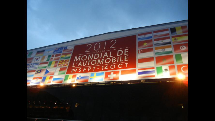 Salone di Parigi 2012: siamo arrivati