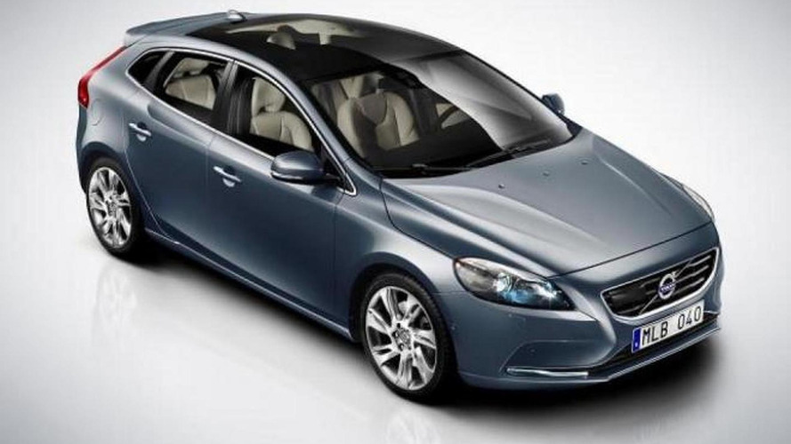 2013 Volvo V40 leaked in high-res