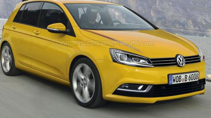 Volkswagen Golf VII BlueMotion will return 73 mpg US