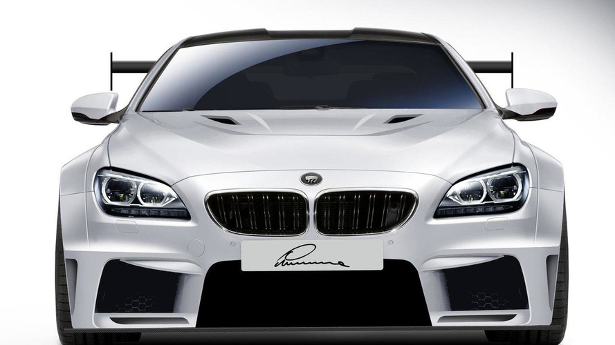 Lumma Design CLR 6 M previewed - Based on the BMW M6
