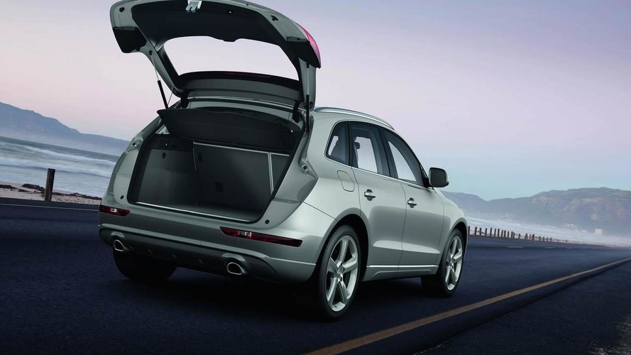 2013 Audi Q5 facelift officially revealed [videos]