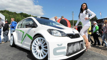 Skoda Citigo rally car concept 17.5.2012