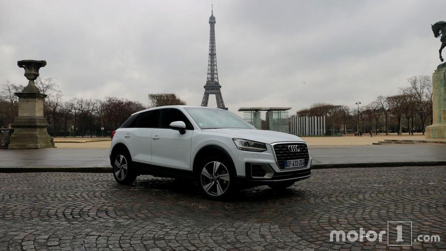 Essai Audi Q2 2017