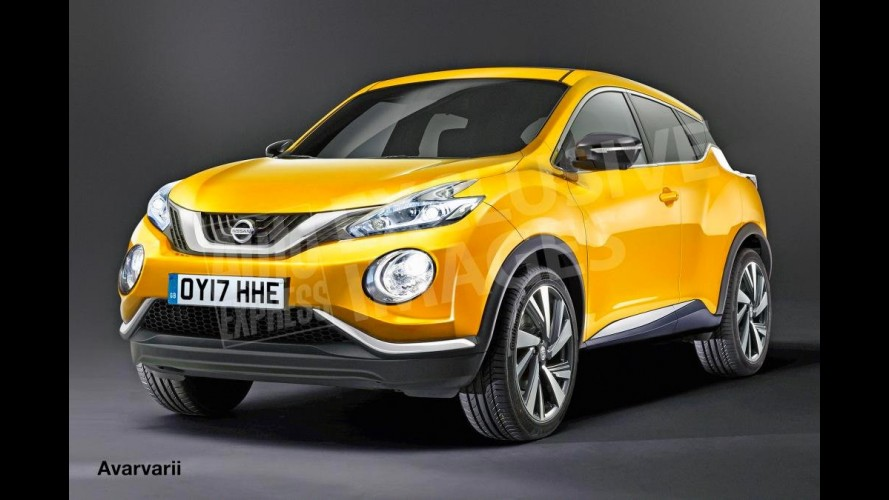 """Nissan Juke de próxima geração terá visual """"normal"""" e até motor 1.0 turbo"""