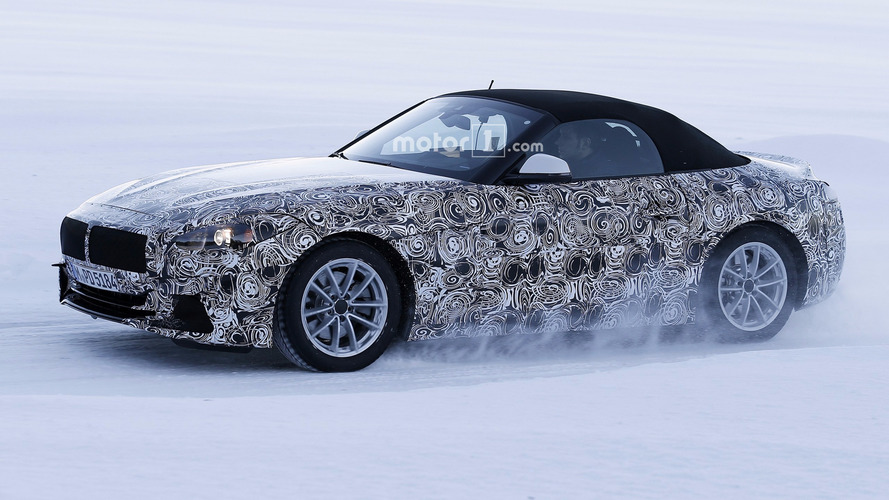 BMW Suggests Z4 Replacement Will Be Called... Z4