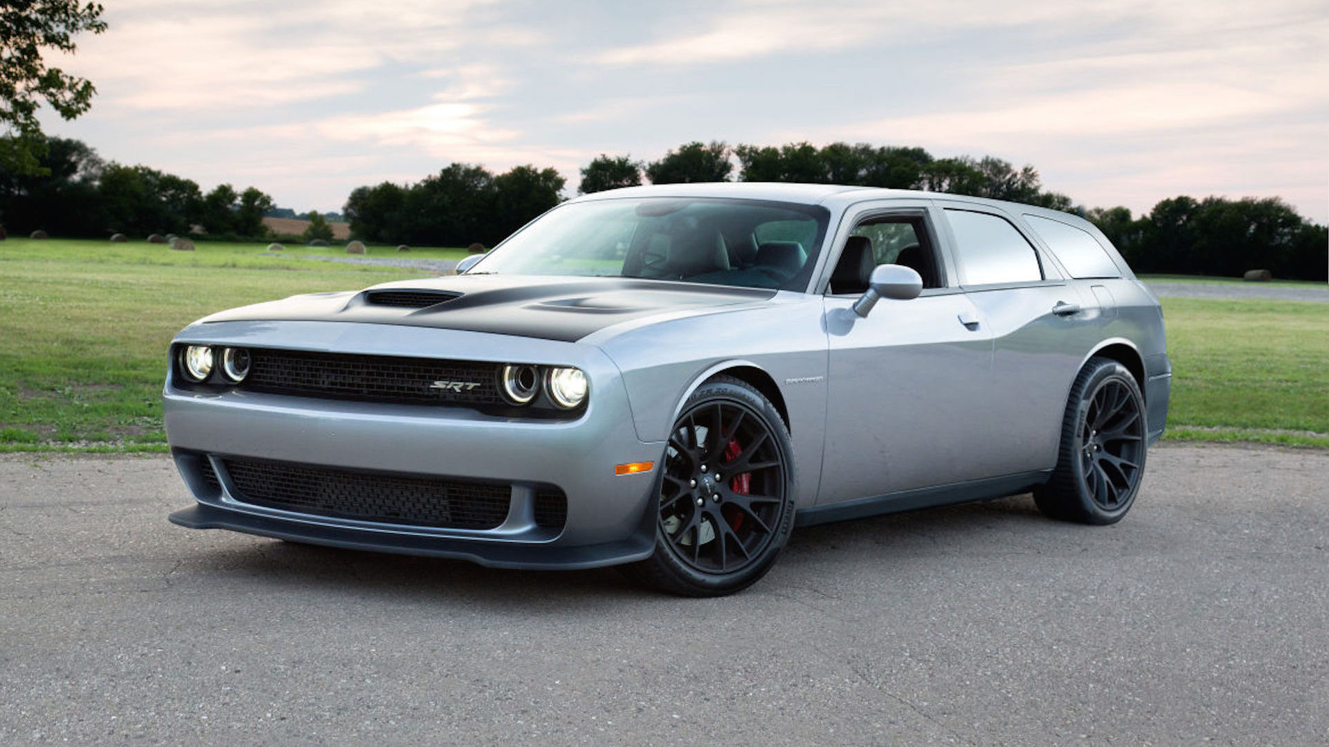 707 Hp Dodge Challenger Hellcat Wagon Is Beyond Cool Will It Happen