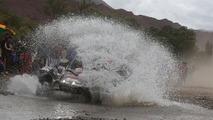 Etape annulée Dakar 3