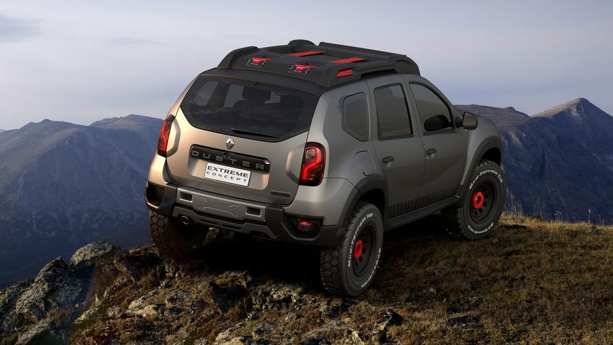 2017 - Renault Duster Extreme konsepti
