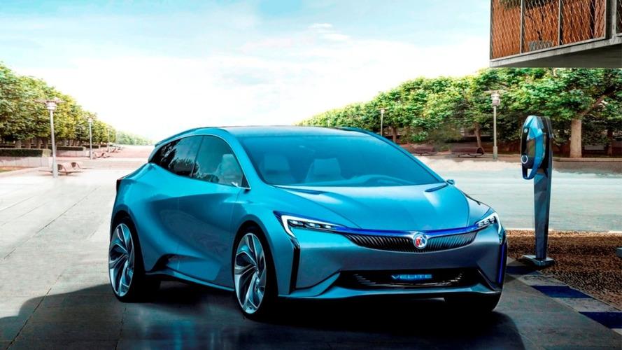 2016 Buick Velite concept