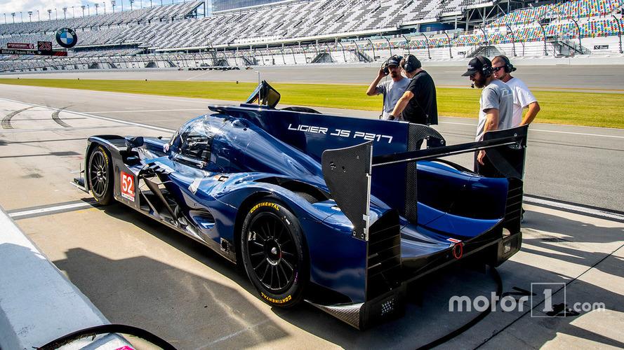Première sortie publique pour la Ligier JS P217