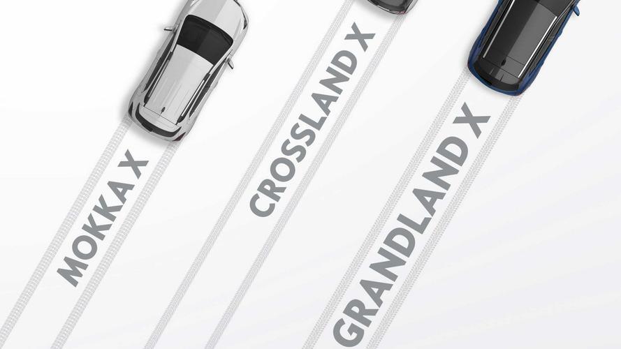Novo Opel Grandland X chega em 2017 como irmão maior do Tracker