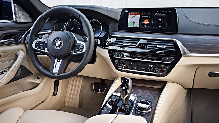 Deezer et Napster, partenaires attitrés de BMW