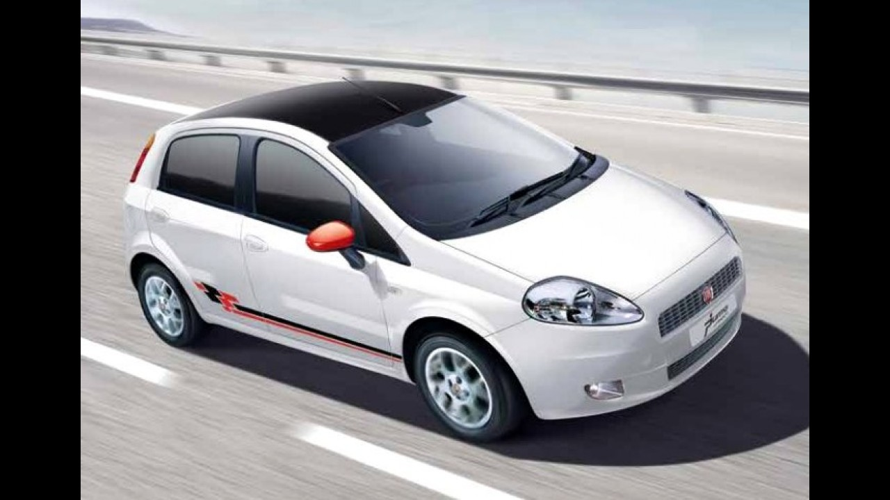 Fiat Punto Pure: compacto com visual antigo será