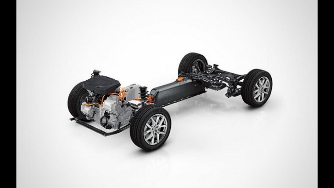 Volvo lança plataforma CMA que dará origem a modelo inédito em 2017