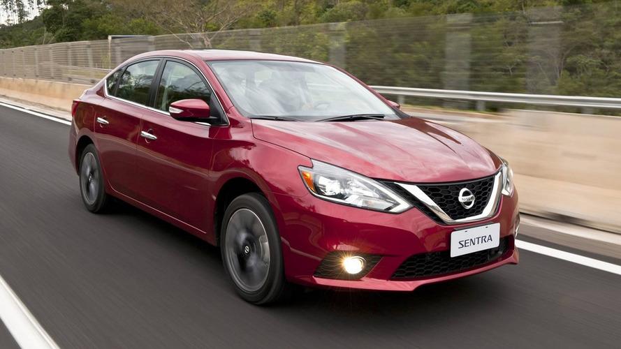 Nissan Sentra terá nova geração em 2019