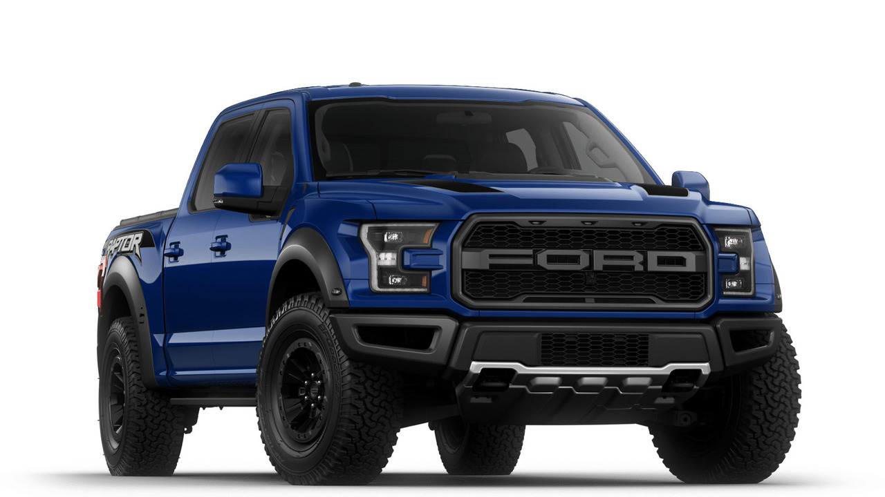 The Most Expensive 2017 Ford F 150 Raptor Is 72 965