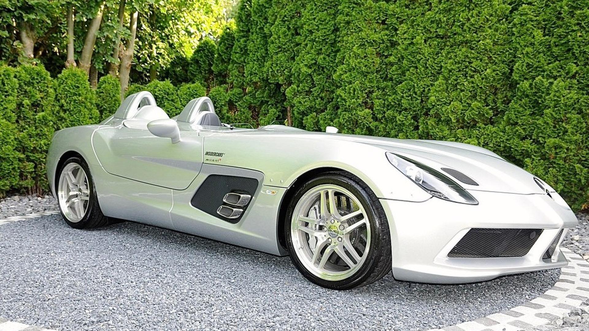 Slr Stirling Moss Une Mercedes Rare Et Plus Chère Quune Chiron