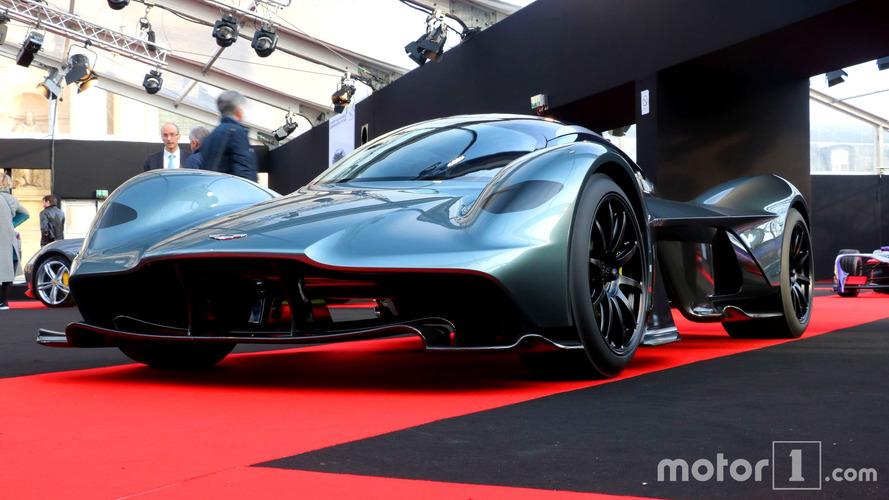 EXCLU - Le patron d'Aston Martin nous en dit plus sur le futur!