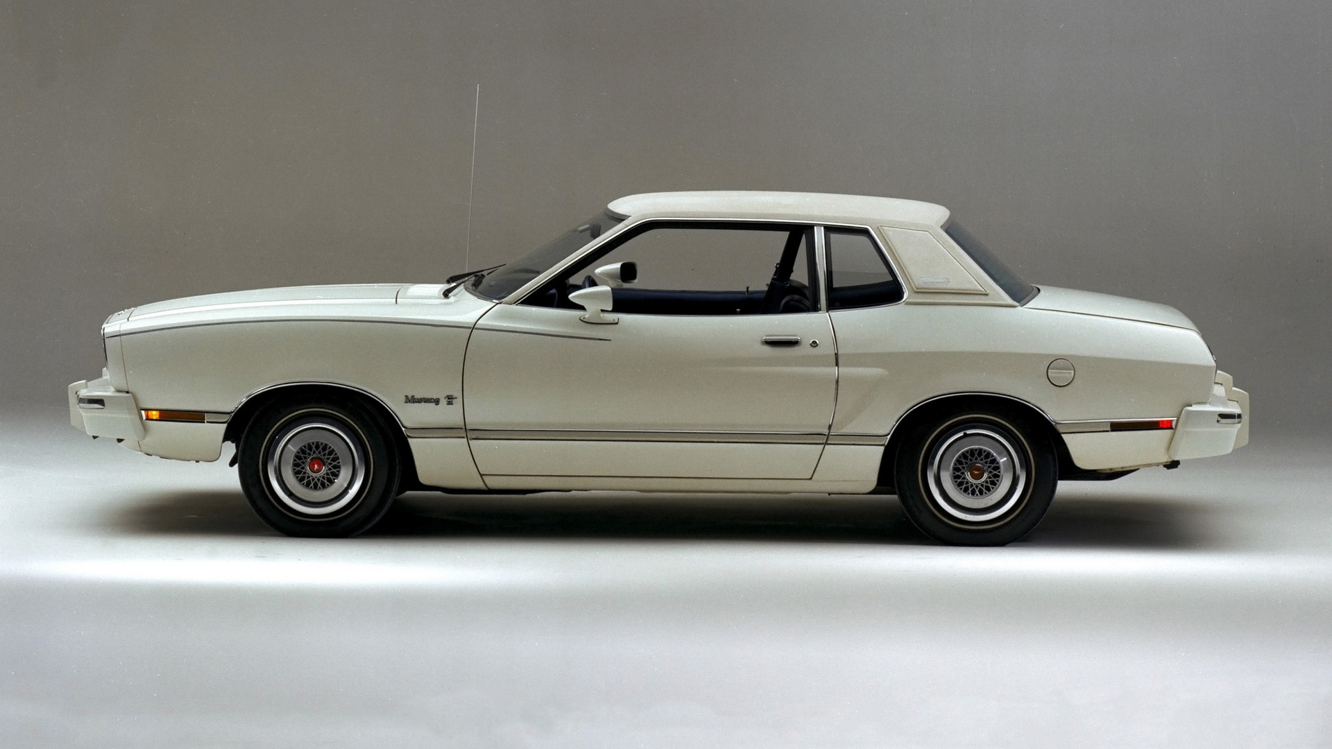 Worst sports cars ford mustang ii