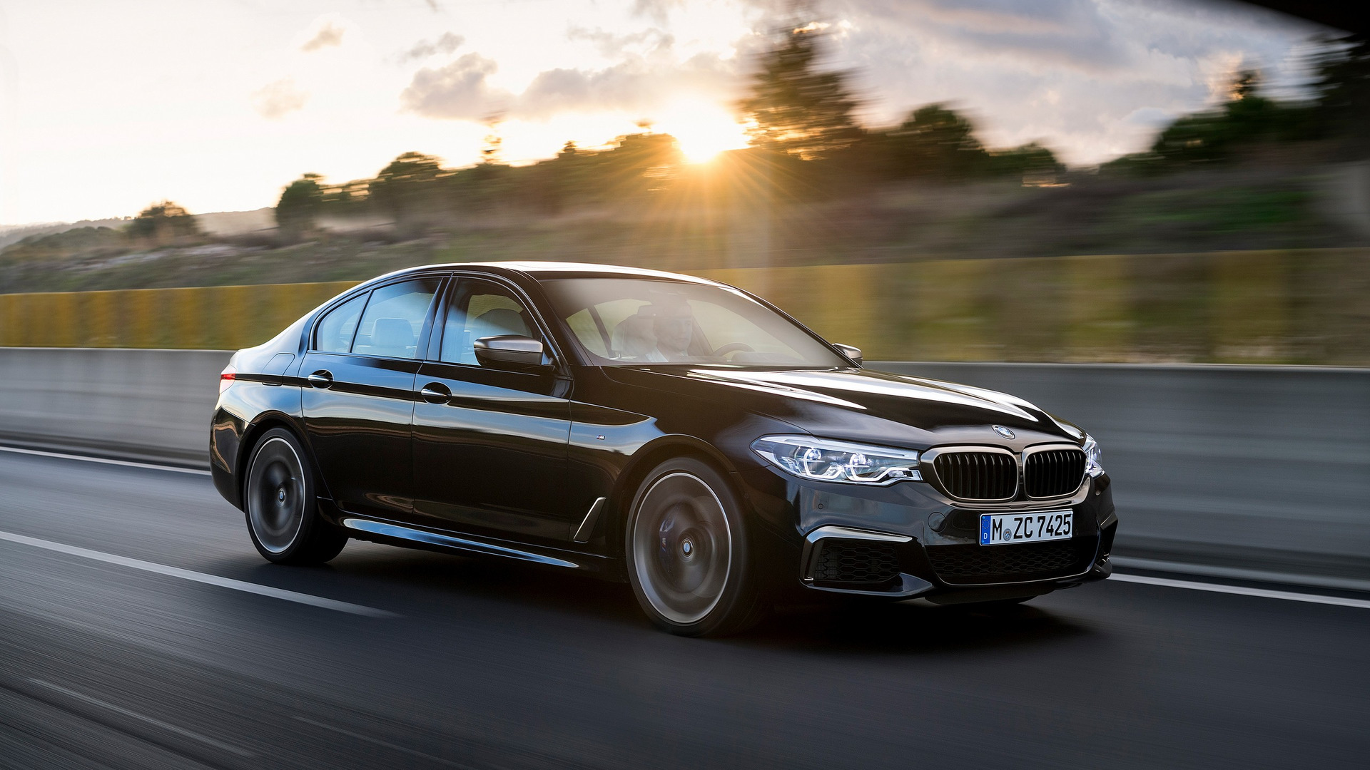 2018 BMW M550i xDrive lands in U.S. as quickest 5 Series ever d2e1aeb7f
