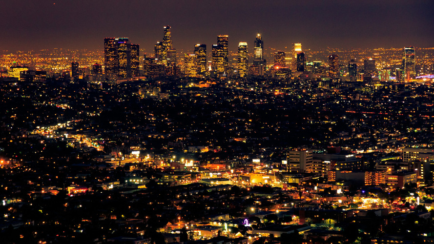 À Los Angeles, les réverbères sont à votre écoute !