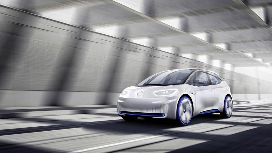 Májusban startol a Volkswagen I.D. előrendelési folyamata