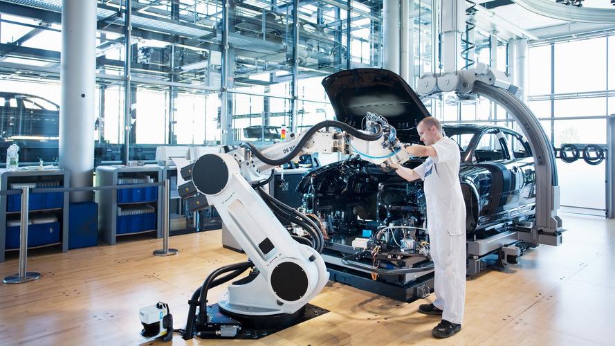 """Volkswagen n'abandonnera pas son """"usine de verre"""""""