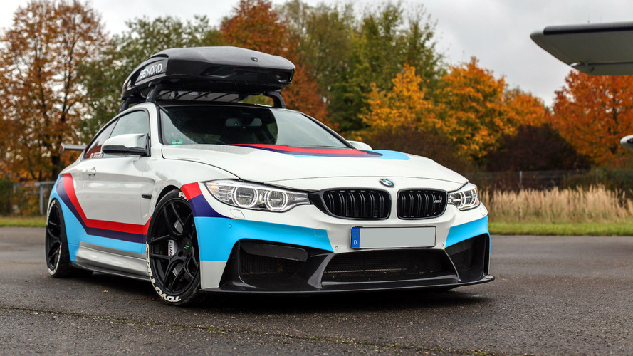 BMW M4 Carbonfiber Dynamics