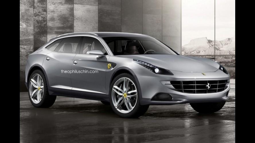 """""""Terão que atirar em mim primeiro"""", diz Marchionne sobre SUV da Ferrari"""