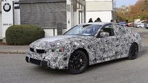 2018 BMW 3 Serisi casus fotoğrafları