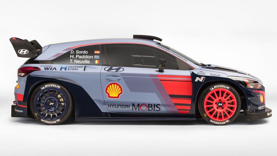 2017 - Hyundai i20 WRC