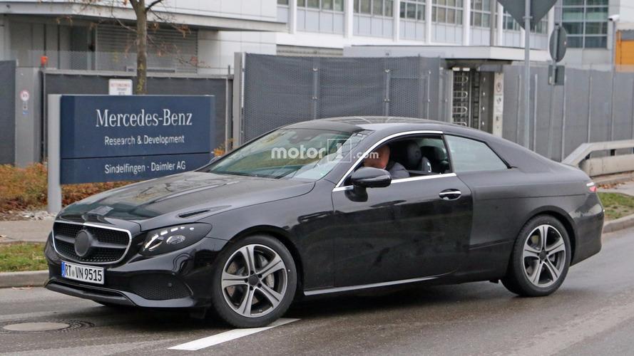 Mercedes-AMG E50 coupe 6 silindirli motorla gelebilir