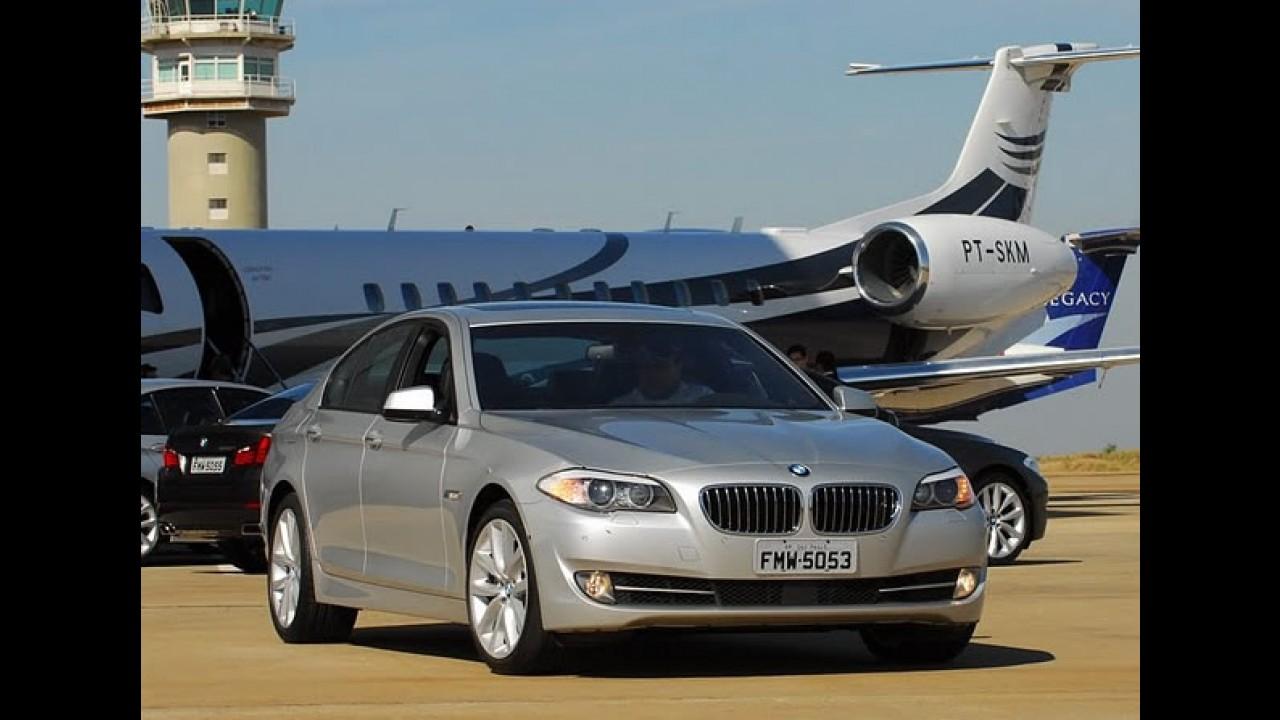 BMW anuncia recall de modelos Série 5, Série 7, X5 e X6 no Brasil
