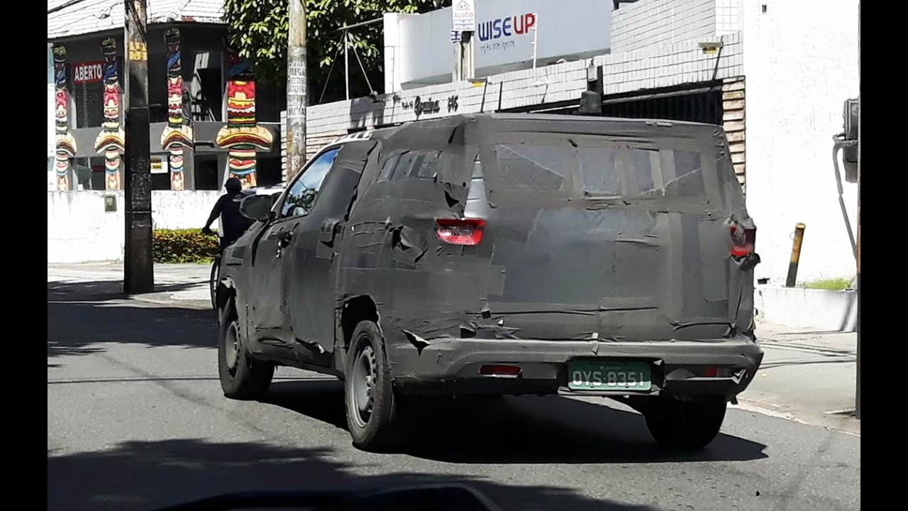 Flagra! Fiat ainda estuda SUV da Toro para o lugar do Freemont