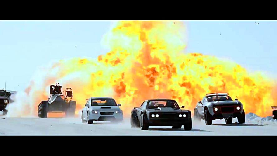 Fast 8'in fragman teaser'ı yayınlandı