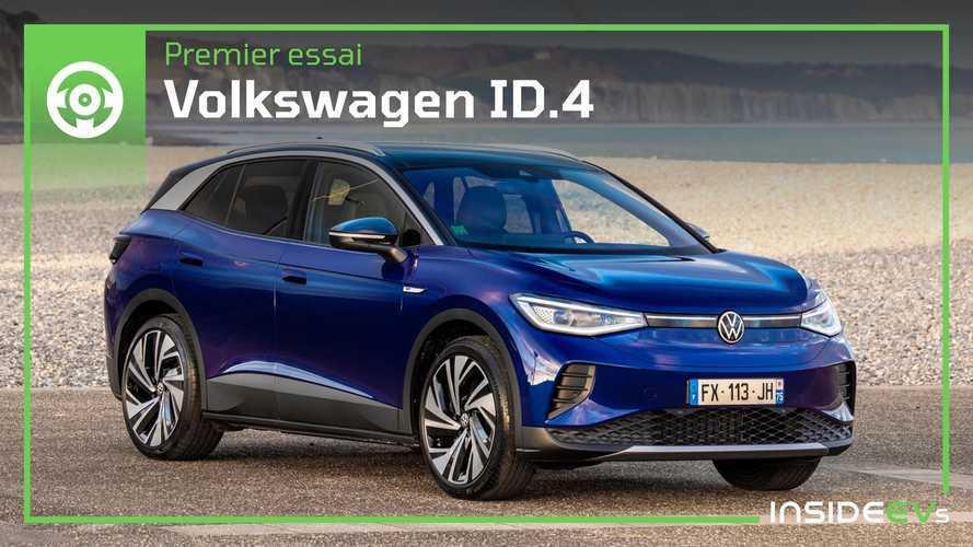 Essai Volkswagen ID.4 - Place à la famille