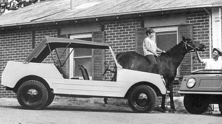 Volkswagen Country Buggy (1968)