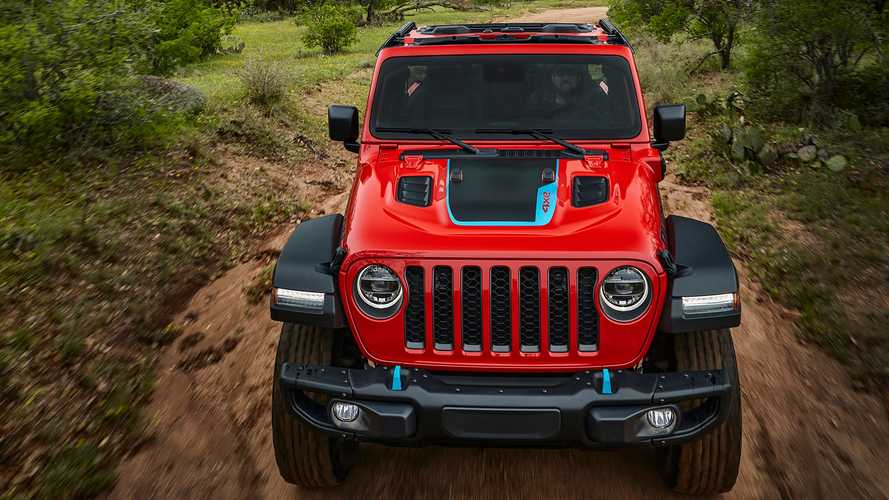 2021 Jeep Wrangler 4xe Is Now $1,220 More Expensive For All Trims