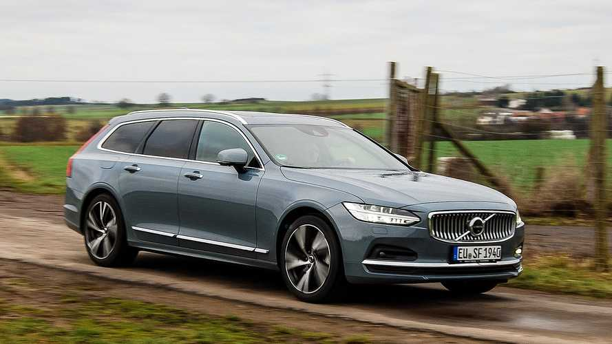Volvo V90 (2021) im Dauertest, Teil 1