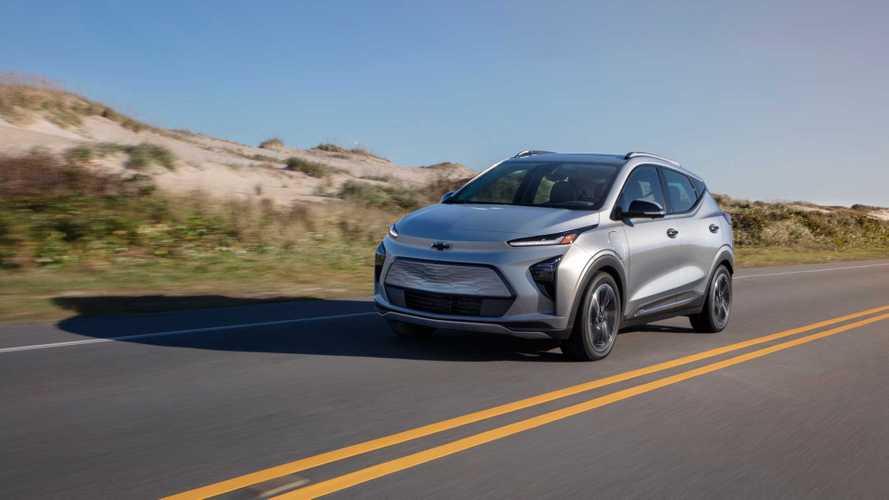 إيقاف إنتاج السيارات الكهربائية مؤقتا لدى جنرال موتورز