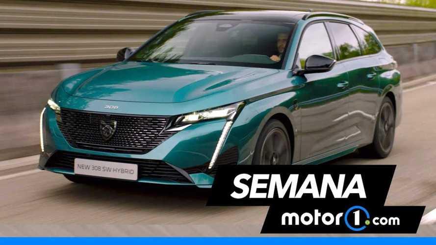 Semana Motor1.com: novos 3008 e 308 SW, Maverick no Brasil e mais