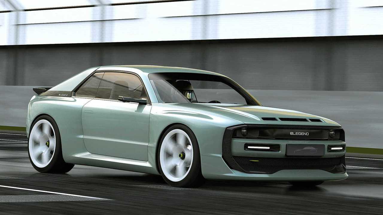 Elegend EL1 (Audi Sport Quattro Elektrikli Canlandırması 2021)