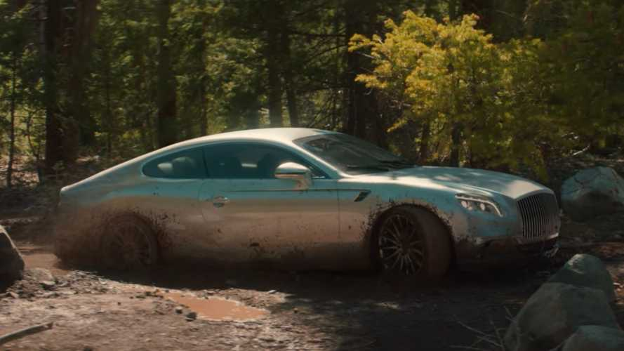 GMC AT4 Ad Takes Jab At Luxury Vehicles For Not Being Off-Road Capable