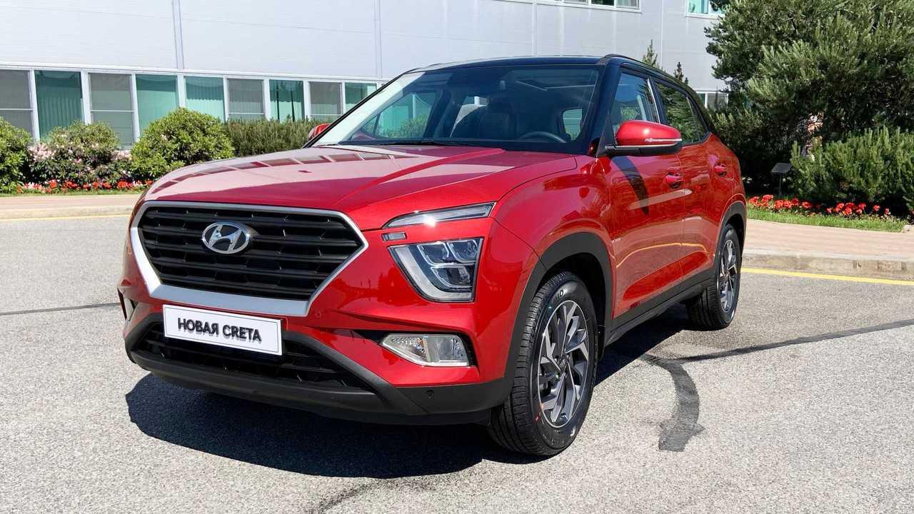 Российская премьера Hyundai Creta второго поколения