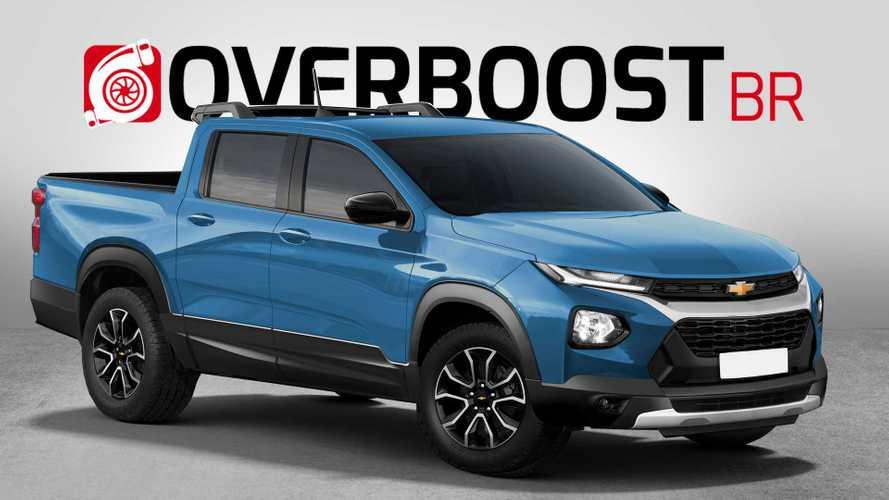 Nova Chevrolet Montana: o que sabemos sobre a picape anti-Toro