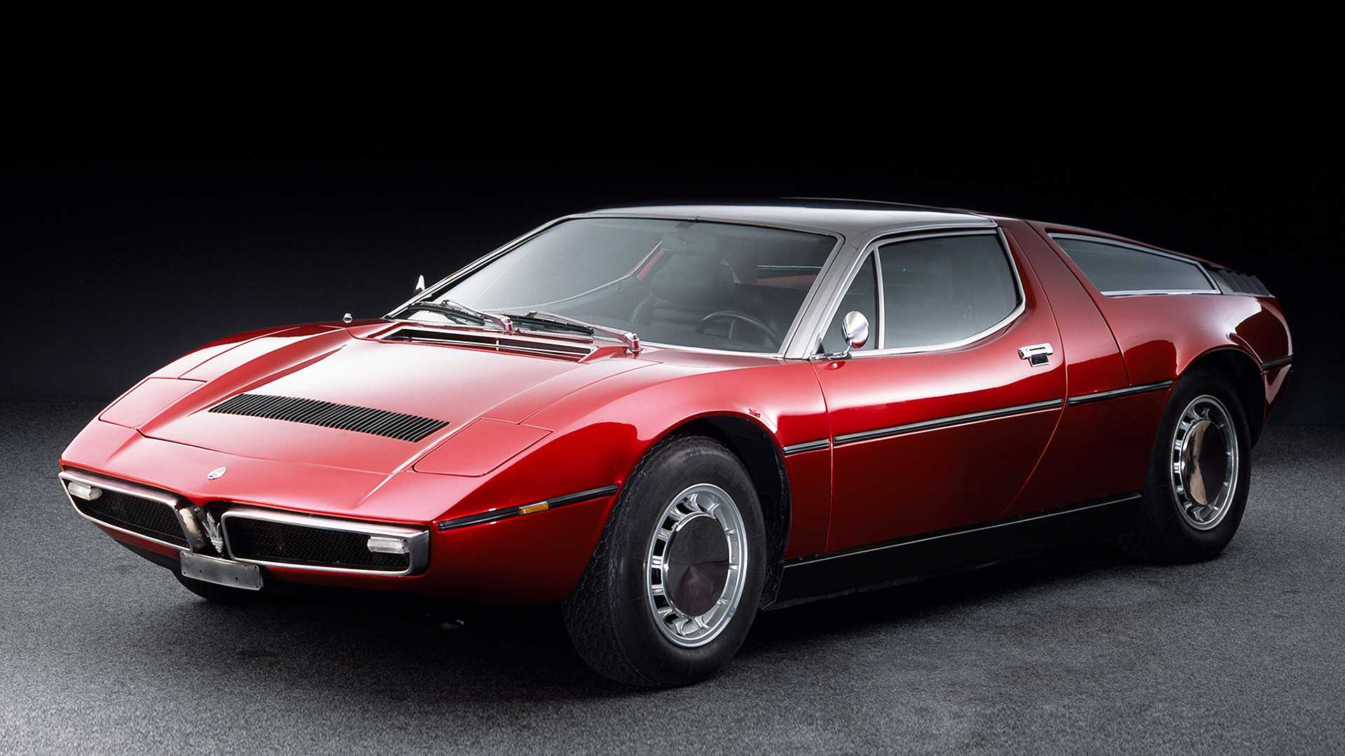 Maserati Bora,