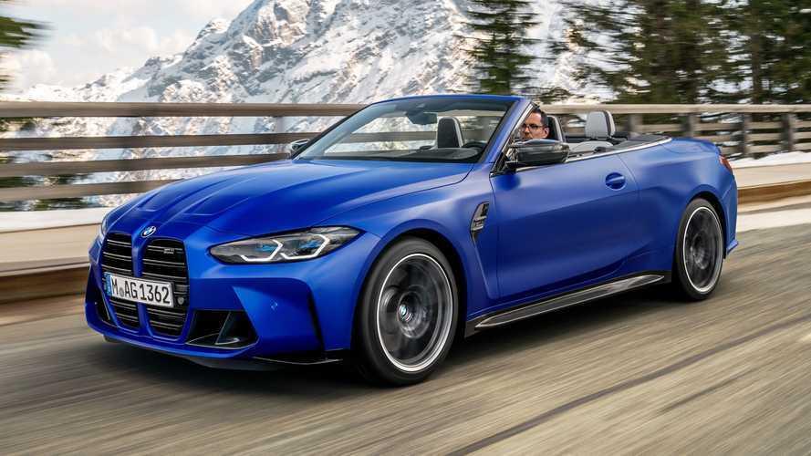 BMW представила полноприводный кабриолет M4 Competition