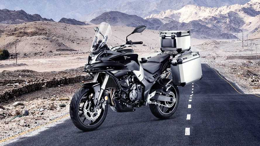 The Loncin Voge 500 DS Ventures Into The European Market